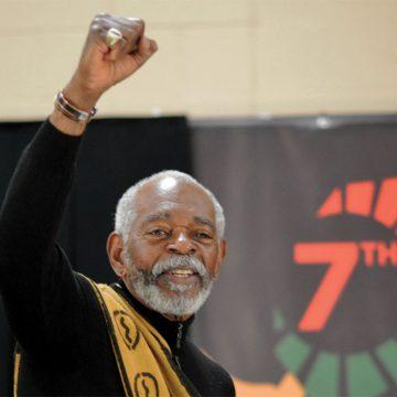 African People's Socialist Party Chairman Omali Yeshitela
